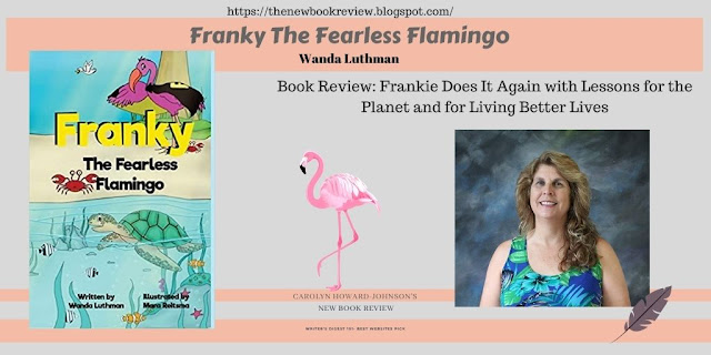 Fourth in Wanda Luthman's Franky Series Picture Books for Children