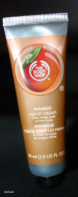 The Body Shop Crème pour les mains à la mangue