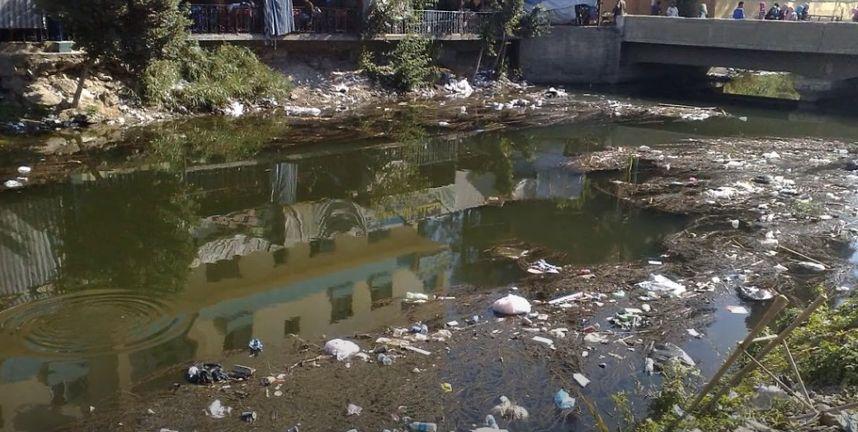 مياه-ملوثة-جرثومة-المعدة