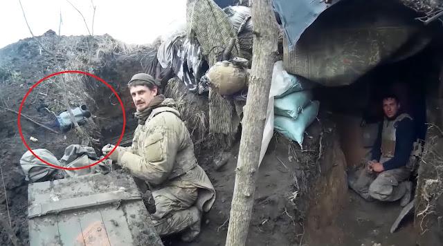Bắn tỉa Nga đến Ukraine