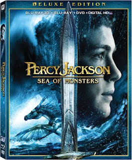 Blu-ray Review - Percy Jackson: Sea Of Monsters