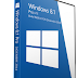 Windows 8.1 version 32 y 64 bits por Mega