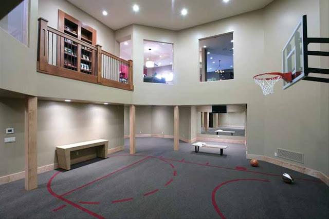 ห้องนออกกำลังกายในบ้าน