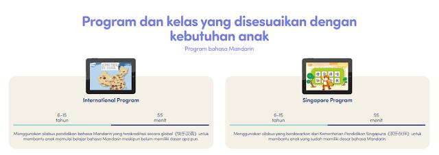 LingoAce Kursus Bahasa Mandarin Anak