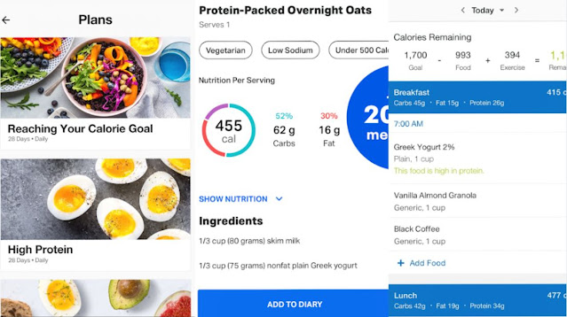 MyFitnessPal Health App for Android