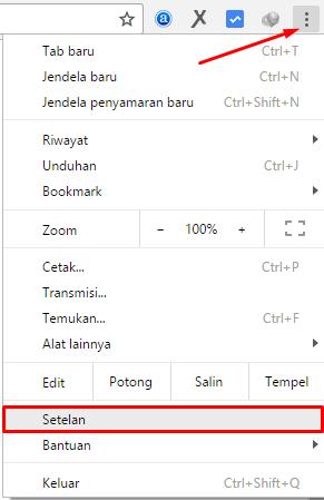 Cara Mengubah Lokasi Default Folder Download Google Chrome 15
