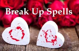 Break Them Up Spells