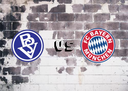 Bremer SV vs Bayern de Múnich  Resumen y Partido Completo