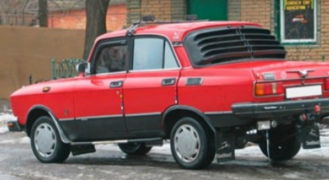 Советский тюнинг: понты, приводившие к авариям