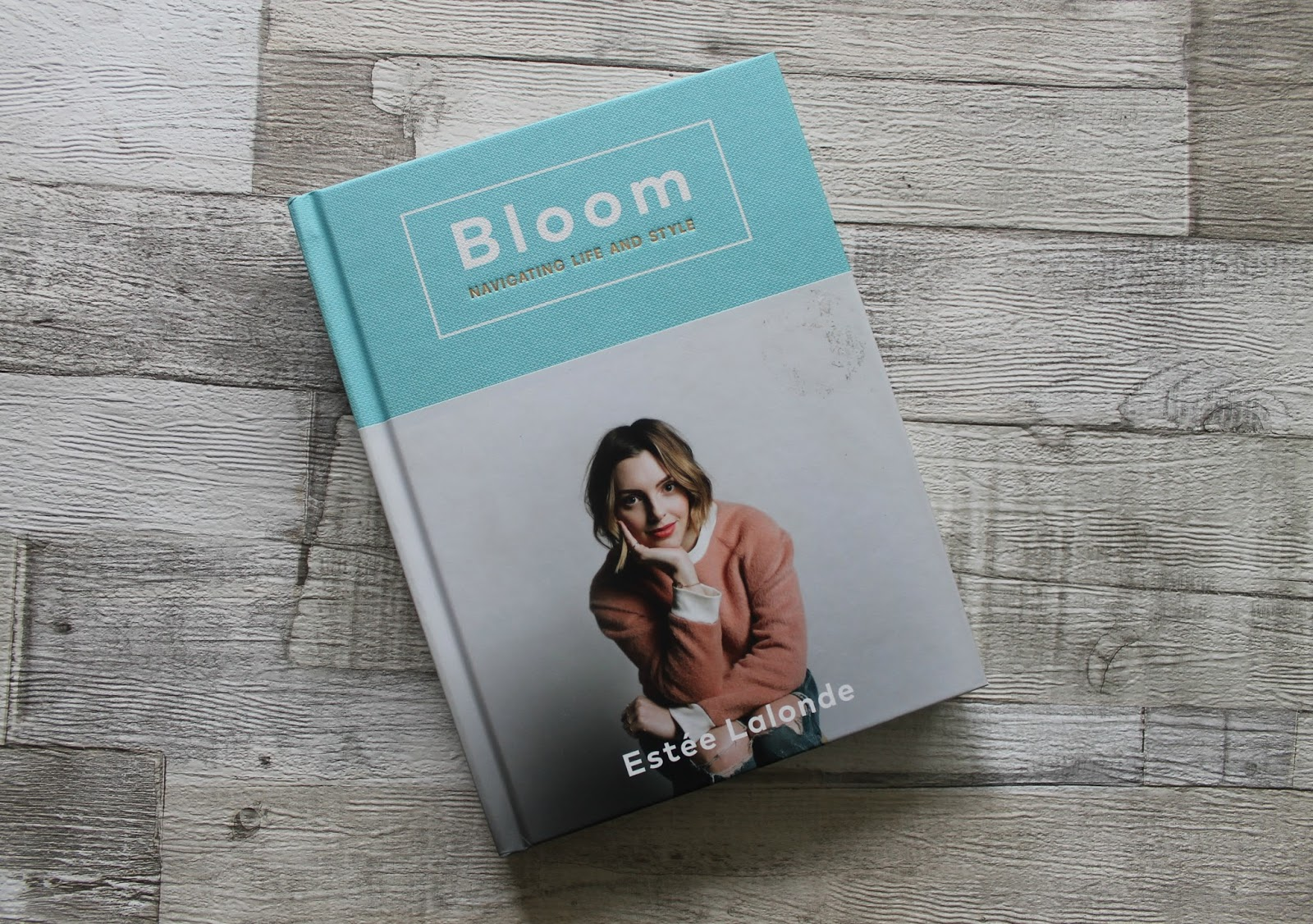 Everything But The Kitchen Sink: Bloom by Estee Lalonde Book Review