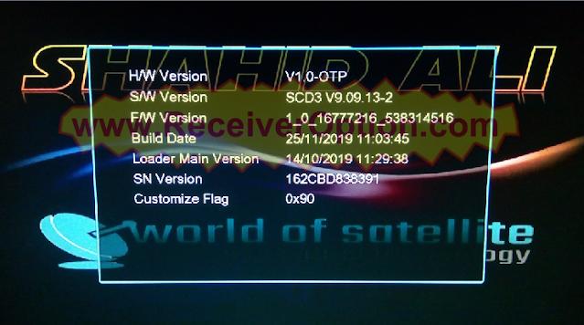 NEOSAT i5000i PRO 1506LV HD RECEIVER ORIGINAL SOFTWARE