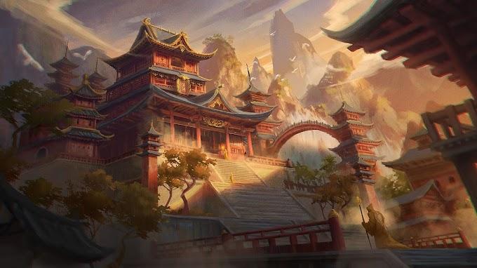 China, Construção, Arquitetura, Arte