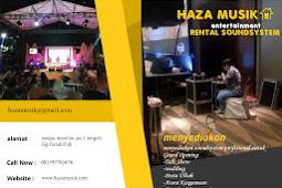 Tarif Sewa sound system di medan untuk event