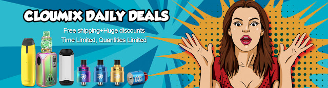 Coupon Code + Free Shipping | All the E-cigarettes You Want