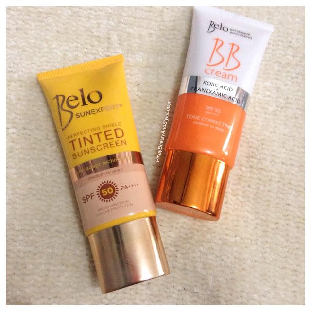 belo tinted sunscreen vs belo bb cream