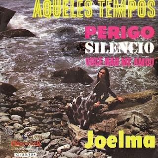 Joelma - Aquelles Tempos - Compacto Duplo (1969)