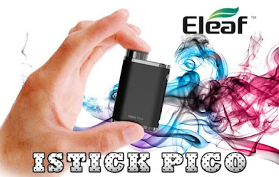 Buy iStick Pico Not Let You Down !
