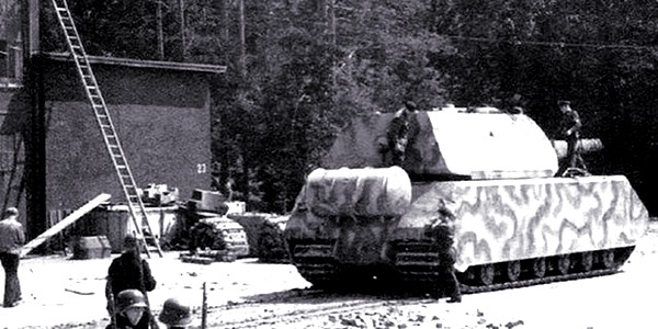 Panzer 8 Mouse