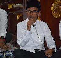 Walikota Bima Bantah Tudingan Kegagalan Pembangunan Masjid Raya