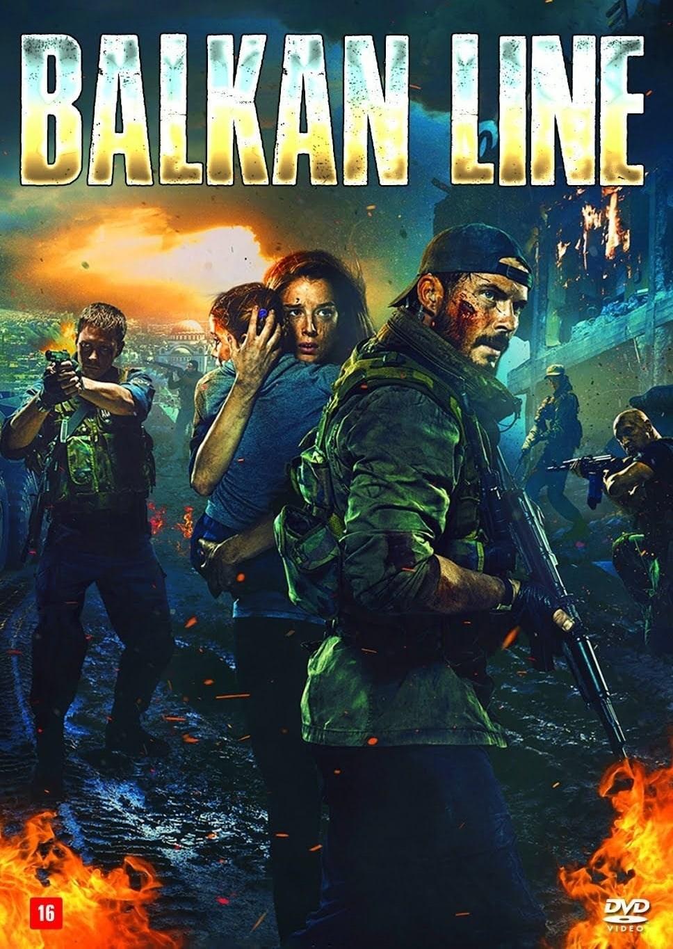 Cuộc Chiến Chống Khủng Bố - The Balkan Line