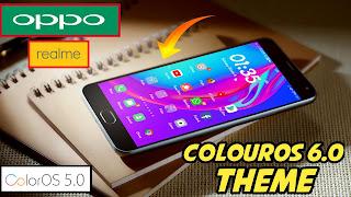 ColourOs 6.0 Theme For OPPO & Realme Smartphones || OPPO ColourOs IOS 6.0 Theme || OPPO Themes