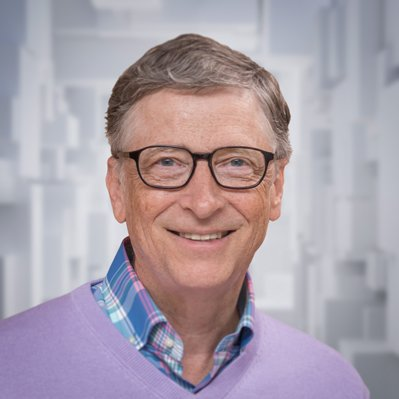 Hem Girişimci Hem Yazar Hem İş Adamı: Bill Gates