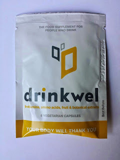 Drinkwel Capsules - Birchbox November 2014