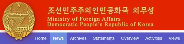 DPRK MFA News