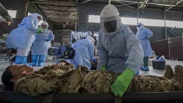 Ebola Erupts