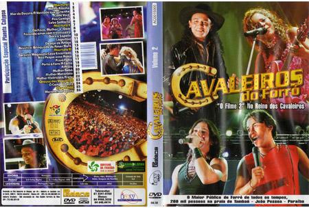 dvd cavaleiros do forro ao vivo o filme