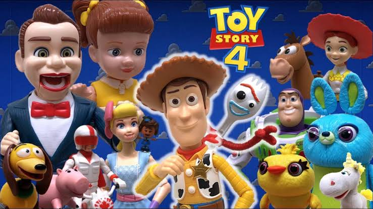 Facilpelis Ver Toy Story 4 2019 Online Latino Hd