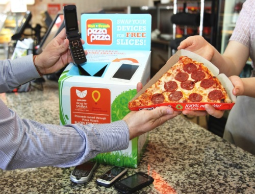 Pizza Pizza Free Slices for Devices