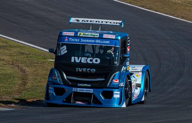 Brutos da IVECO chegam a São Paulo para a 2ª etapa da Copa Truck 2021