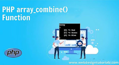 PHP array_combine() Function