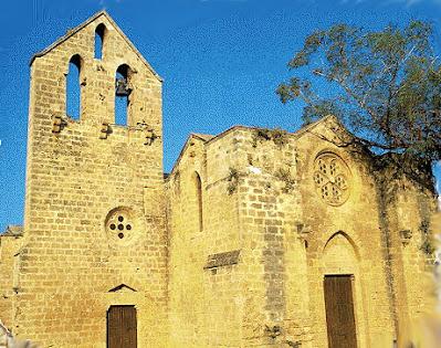 Gereja Nestorian di Siprus utara