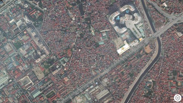 liên kết vùng dự án 108 Nguyễn Trãi