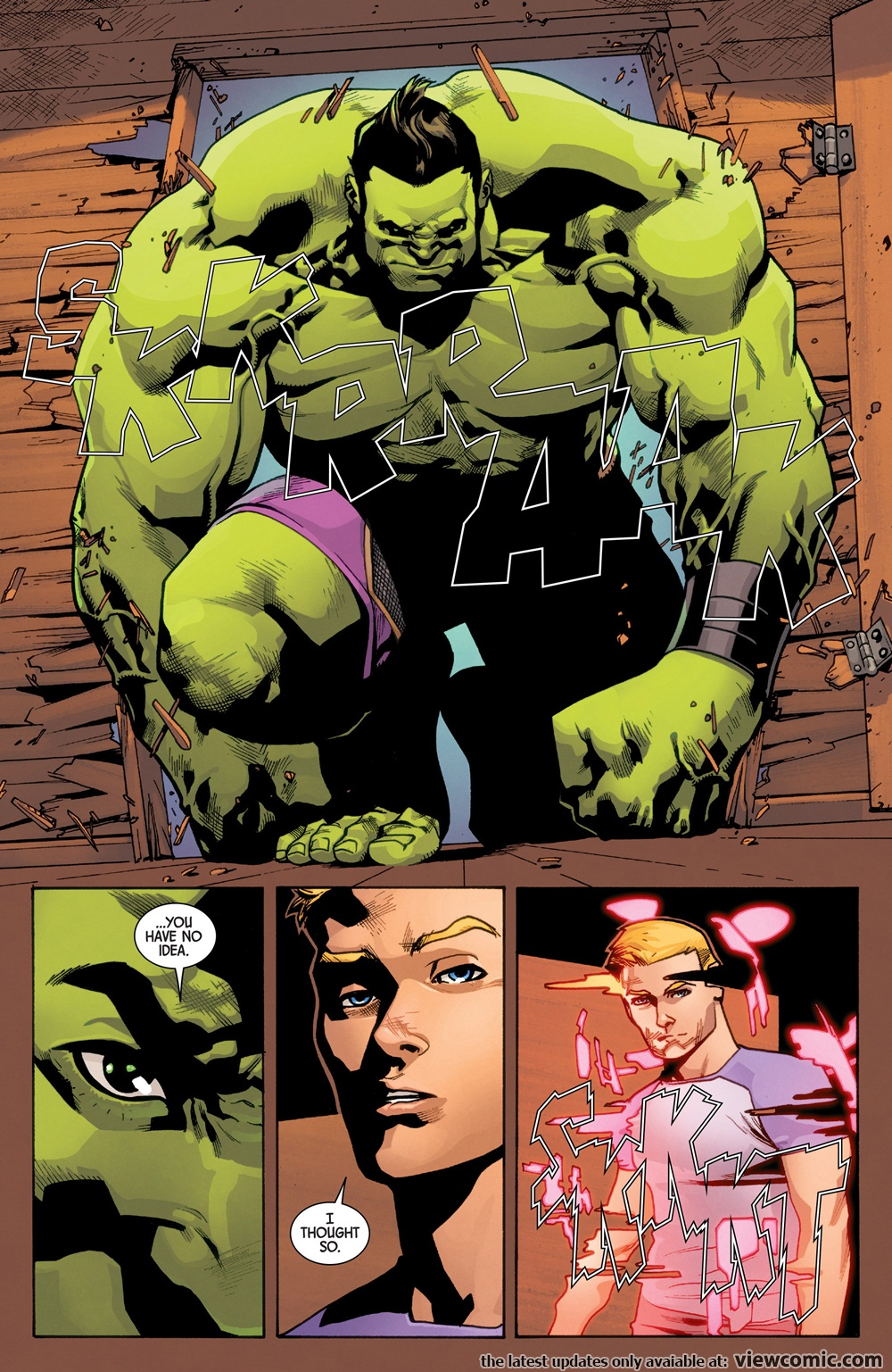 The Totally Awesome Hulk 010 (2016)  | Vietcomic.net reading comics online for free