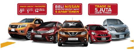 Harga Promo Diskon Mobil Nissan 2018