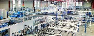 factory for PVC windows