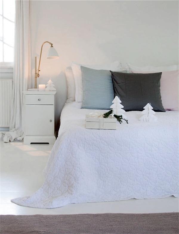 decoracion navidad escandinava dormitorio chicanddeco