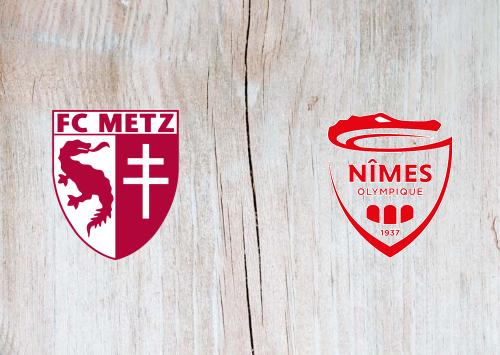 Metz vs Nîmes -Highlights 09 May 2021