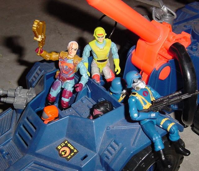 1993 Detonator, Nitro Viper, Cyber Viper, Flak Viper, Poluicao, Cesspool, brazil, Estrela, Forca Eco, Corrsao