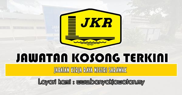 Jawatan Kosong 2019 di Jabatan Kerja Raya Negeri Sarawak
