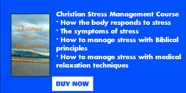 Christian stress management ecourse