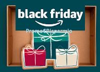 Logo Amazon Black Friday: scopri le super offerte del ''Venerdì Nero''