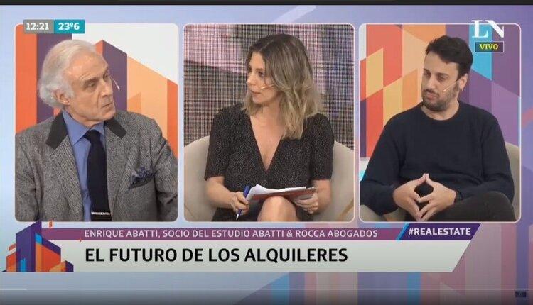 Alquileres, debate entre Enrique Abatti y Gervasio Muñoz por los efectos de la ley