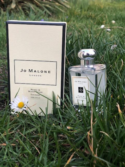 Jo Malone Peony and Blush Suede parfum