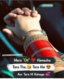 true love jaan status