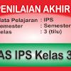 50 Soal UAS PAS IPS Semester 1 Kelas 3 dan Kunci Jawaban