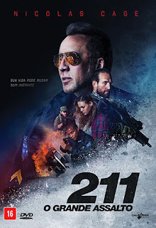 211: O Grande Assalto - BDRip Dual Áudio